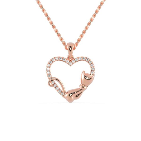 PD1278_Rose_V1 | US Expansion Batch - 13 | Charm Pendants | Launch price benefit | Jewellery Rendering